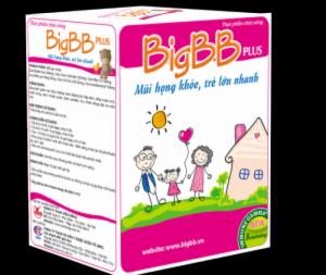 BigBB Plus trị viêm họng hiệu quả sau 2 tuần sử dụng