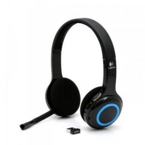 Tai nghe không dây gồm microphone Logitech H600