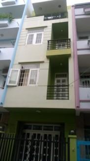 Cho thuê nhà HXT 3 lầu đường Phan Văn Trị,...
