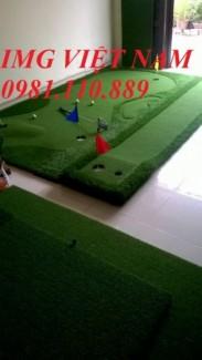 IMG Việt Nam cung cấp cột cờ sân tập golf
