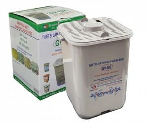 Cùng làm giá một cách sạch sẽ và an toàn với Máy trồng rau giá đỗ GV-102 - MSN388014