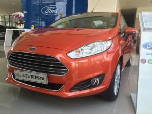 Xe Ford 2016 siêu khuyến mãi, chỉ có tại CityFord...