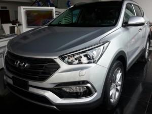 Ưu đãi hấp dẫn! Hyundai Santafe 2017 Full...