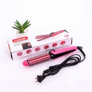 Bạn đã có máy tạo kiểu tóc đa năng 3 trong 1 Nova NHC-8890 (hồng) này chưa? - MSN388018