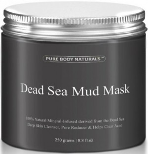 Mặt Nạ Bùn Dead Sea Mud Mask - Pure Body Naturals