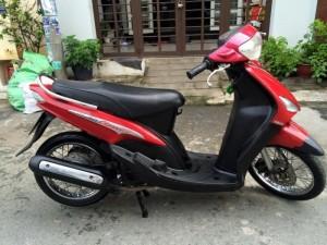 Yamaha Mio Classico mẫu nhỏ,màu đỏ,thắng đĩa, BSTP