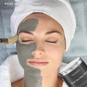 Mặt Nạ Bùn Dead Sea Mud Mask - Pure Body Naturals