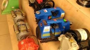 Máy rửa xe, máy phun rửa áp lực cao gia đình