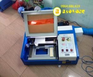 Máy cắt vải tự động, máy laser khắc dấu, máy laser 3020