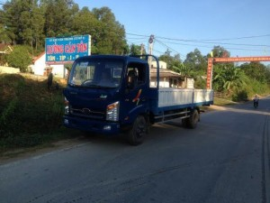 Xe tải veam VT340S thùng lững hàng có sẵn, giá cả hợp lý