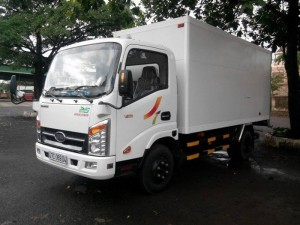 Bán xe tải veam 2 tấn| xe tải veam Vt200 động cơ HYundai- xe được đi vào thành phố giá tốt