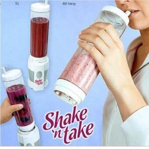Máy xay sinh tố cầm tay 2 cốc Shake 'n Take