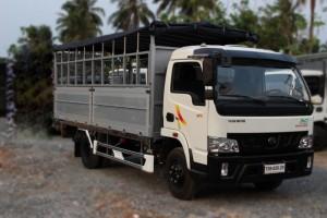 Bán xe tải veam 7T5| xe tải veam VT750 động cơ Nissan NHật Bản- bán xe trả góp lãi suất thấp