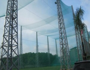 Công ty IMG Việt Nam cung cấp lưới cho các công trình