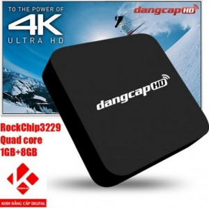 Android Box DangcapHD - 4K RK3229
