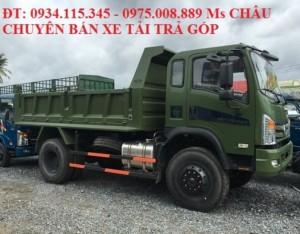 Xe Ben DongFeng Trường Giang 7.8 Tấn( 2 cầu)xe mới 2017 :
