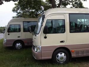 Đại lý cấp I - Bán xe Hyundai county 29 chỗ Đồng Vàng - Giá thành tốt nhất thị trường