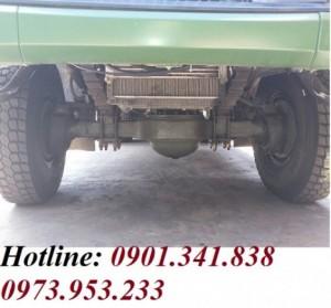 Bán xe ben Trường Giang  3 chân 3 cầu chính hãng xe mới nhất 2016 kèm hỗ trợ trả góp.
