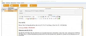 Phần mềm Email Ninja - phần mềm email marketing, phần mềm Ninja Email