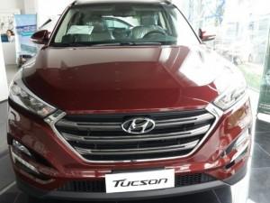 Hyundai Tucson nhập Hàn 2017 Full option giảm...