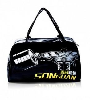 Túi xách du lịch songuan mã: tx1295 - đen