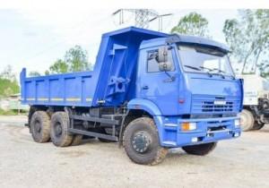 Xe ben Kamaz 6520 thùng 20m3, bán xe ben...