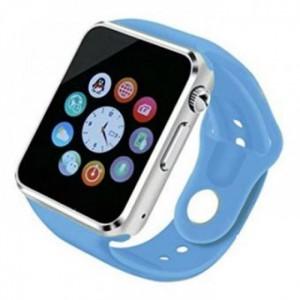 Đồng hồ thông minh Smartwatch A1 màu xanh