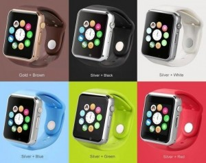 Đồng hồ thông minh Smartwatch A1 ,Bluetooth ,Nghe Gọi chuyên nghiệp - MSN388030