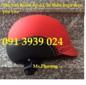 Sản xuất nón bảo hiểm giá rẽ, nón bảo hiểm in...