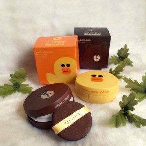 Phấn nước Missha M Magic Cushion Moisture Sally