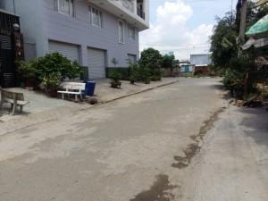 Nhà chính chủ 4m x 24m tại Q Bình Tân Tphcm...