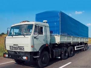 Tổng đại lý kamaz Việt Nam, bán xe đầu kéo kamaz 54115  2 cầu