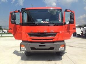 Xe đầu kéo FUSO FZ nhập khẩu tải trọng kéo theo 40 tấn giá tốt nhất liên hệ