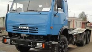Xe đầu kéo Kamaz 54115 Kamaz 54115 (6x4) Đầu Kéo Kamaz 27 Tấn, có xe ngay, Ls ưu đãi
