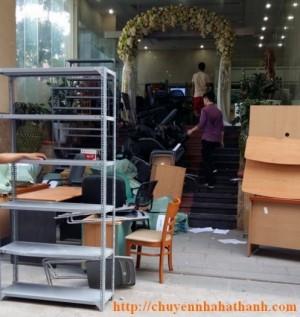 Thuê Dịch vụ chuyển nhà uy tín chuyên nghiệp ở đâu Hà Nội?