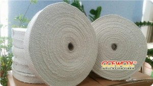 Ceramic Fiber Tape 1260 Dc - Băng Vải Gốm Ceramic Chiu Nhiệt 1260 Độ C.