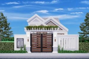 Thiết kế trang trí công ty cổ phần xây dựng nhà Việt xinh
