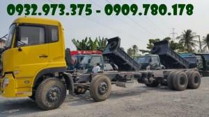 Bán xe 4 chân hoàng huy nhập khẩu nguyên xe 18 tấn giá rẻ, bán xe tải 4 chân 18 tấn có xe giao ngay