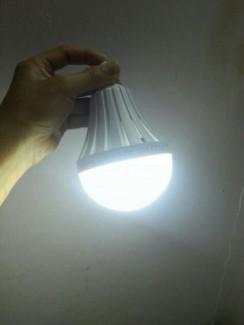 Bóng led tròn siêu sáng 12v-12w