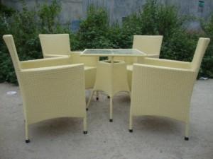 Bàn ghế cà phê sân vườn giá rẻ nhất