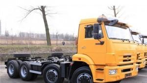 Thông tin Bán xe tải Kamaz 6540 18 tấn Nhập khẩu CHLB NGA 2016 giá 1 tỷ 518 triệu.