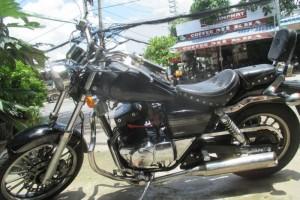 Moto Rebel ,màu đen,bs-14294 hàng nhập khẩu USA (hình thât