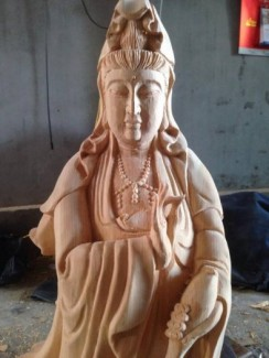 Tượng Phật Bà Quan Thế Âm