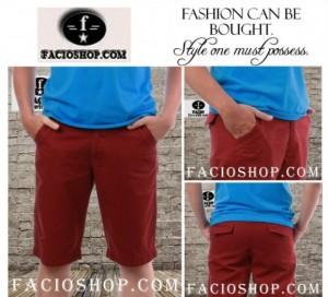 [Facio shop] quần short ngắn thời trang