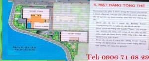 Căn hộ RichmondCity nằm trên MT đường Nguyễn Xí, giá chỉ từ 23,5 triệu/m2