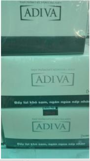 Adiva Collagen hàng của Đức, hộp 14 ống