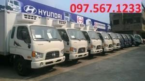 Hyundai hd72 3,5 tấn thùng đông lạnh, hỗ trợ vay ngân hàng 80%