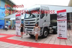 Xe đầu kéo Chenglong Cabin M7 sử dụng động cơ thế hệ mới YuChai- YC6MK công suất 375HP.