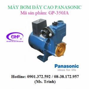 Máy bơm đẩy cao Panasonic GP-350JA (350W) chính hãng giá tốt