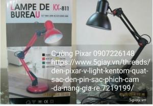 Đèn để bàn đế tròn Pixar MT820c